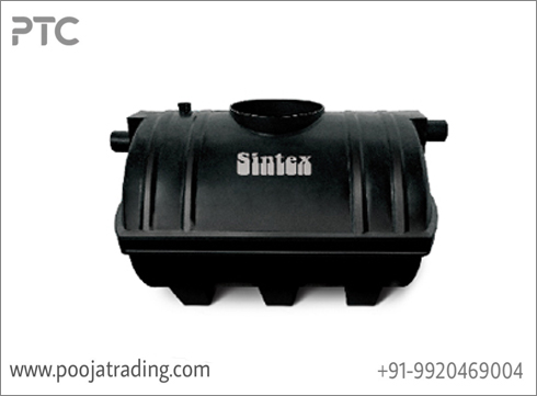 Sintex Septic Tank For Large Application